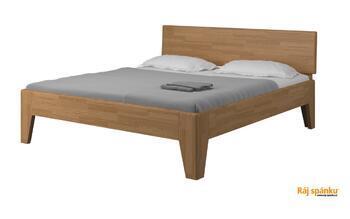 Mella 3 celomasivní postel