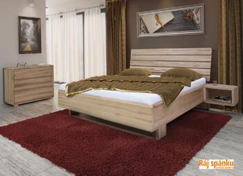 FL1- celomasivní postel