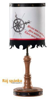 Lampa Black Pirate 21.10.6313.00