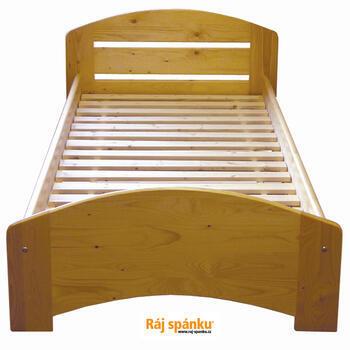 Bohunka  postel jednolůžko