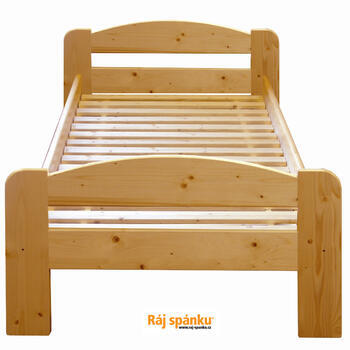 Bětuška postel jednolůžko