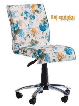Židle Flora Soft Modrá 21.08.8448.00
