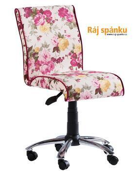 Židle Flora Soft Růžová 21.08.8447.00