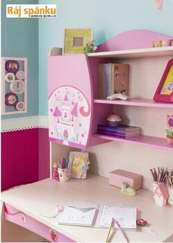 SL Princess Psací stůl - Nástavec