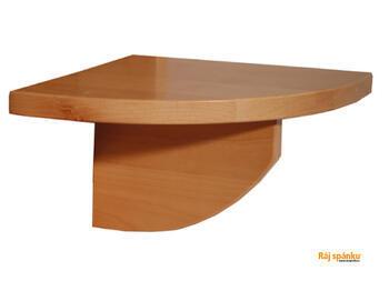Závěsný noční stolek