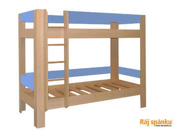 Bořek Patrová postel