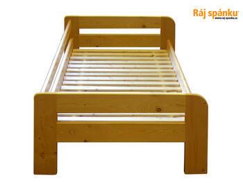 Simona postel gaučového typu