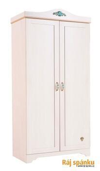 Flora Standard Šatní skříň 2-dveřová 20.01.1004.00