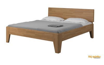 Mella 3 celomasivní postel - 1