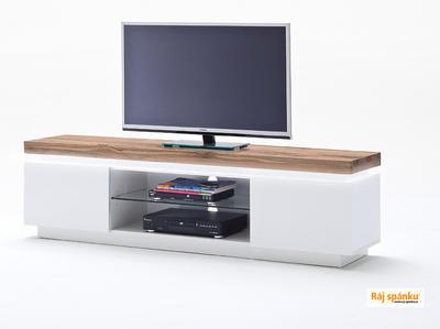 Romina TV stolek s dvířky - 1