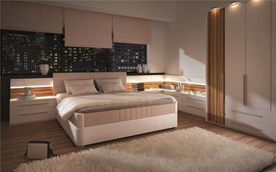 Luxuria s úložným prostorem - 1