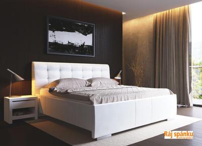 Dela II - čalouněná postel - 1
