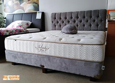Mary Luxusní boxspringová postel - 1