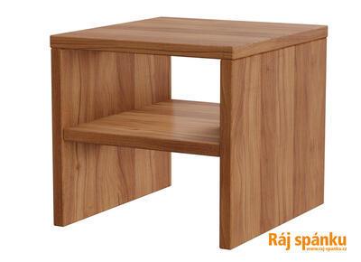 Flora Noční stolek policový - 1