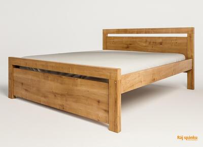 Rhino II. smrková postel - 1