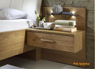 Toledo Noční stolek 1 zásuvka - 1