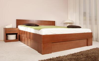 Varezza BOX - postel s úložným prostorem - 1