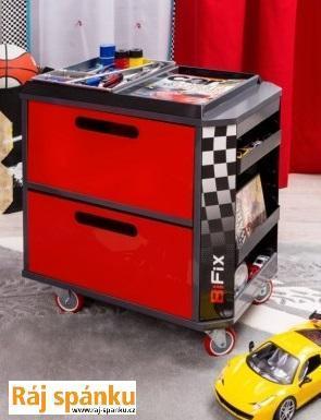 Champion Racer Box na kolečkách 20.35.1504.00 - 1