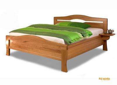 Claudie masivní postel - 1