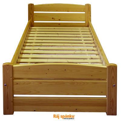 Radka smrková postel