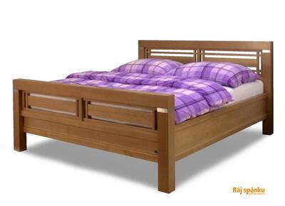 Elisabeth masivní postel - 1