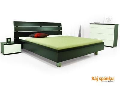 Claudia celomasivní postel - 1