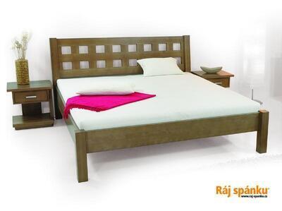 Kira- postel z masivu - 1
