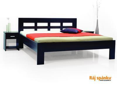 Sylvie masivní postel - 1