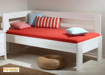 Hanny  smrková postel - 1