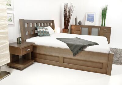 Kira - postel s úložným prostorem - 1