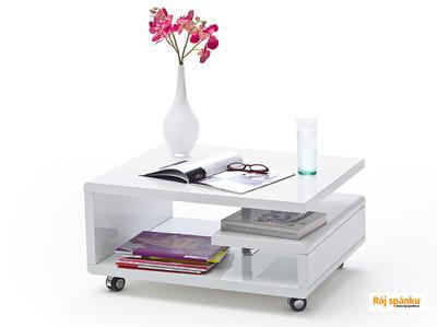 Kira konferenční stolek kolečkový - 1