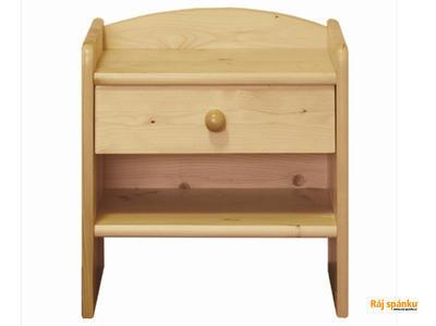 Miloš noční stolek
