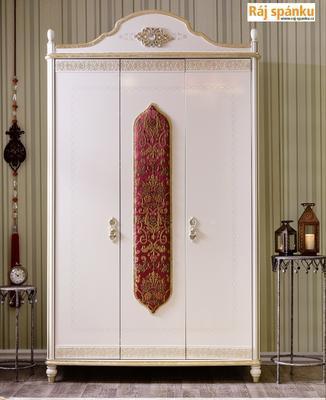 Sultan Šatní skříň 3-dveřová 20.38.1002.00 - 1