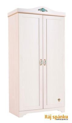 Flora Standard Šatní skříň 2-dveřová 20.01.1004.00 - 1