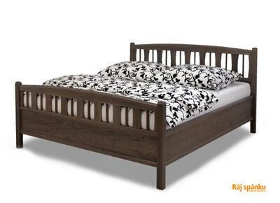 Sofie masivní postel - 1