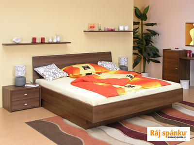 Novako postel s úložným prostorem - 1