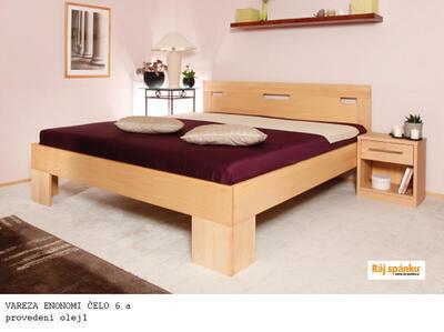 Varezza 6 manželská postel - 1