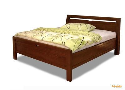 Yasmine postel z masivu