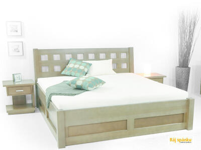Kira - postel s úložným prostorem - 2