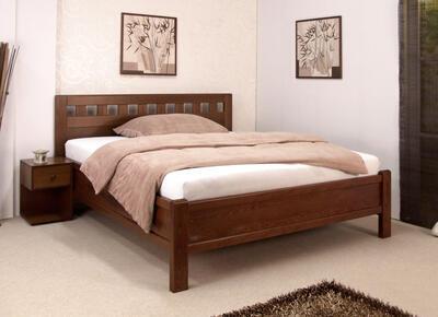 Atos masivní postel - 2
