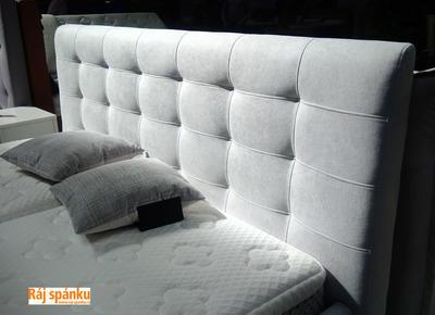 Dela II - čalouněná postel - 2