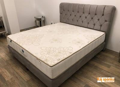 Mary Luxusní boxspringová postel - 2