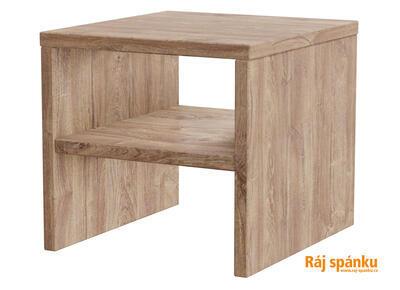 Flora Noční stolek policový - 2