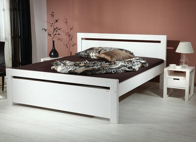 Rhino II. smrková postel - 2