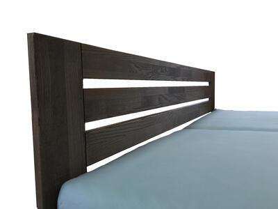 Rony masivní postel - 2