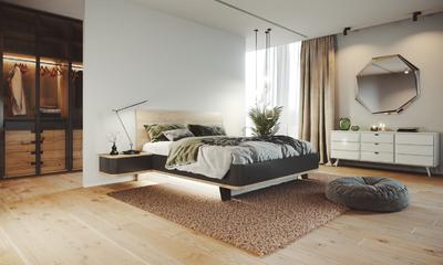 Vally Luxusní postel - 2