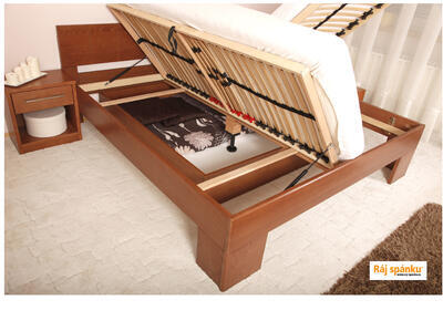 Varezza BOX - postel s úložným prostorem - 2