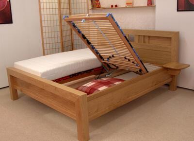 Victorie masivní postel - 2