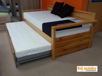 Alika IV. rozkládací postel - 2
