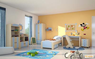 Bořek - variabilní dětský pokojík - 2